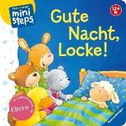 Cover-Bild zu Gute Nacht, Locke! von Grimm, Sandra