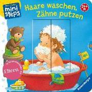Cover-Bild zu Haare waschen, Zähne putzen von Grimm, Sandra