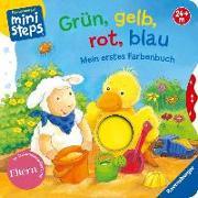 Cover-Bild zu Grün, gelb, rot, blau von Milk, Ina