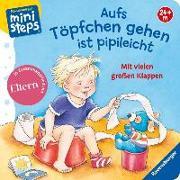 Cover-Bild zu Aufs Töpfchen gehen ist pipileicht von Nahrgang, Frauke