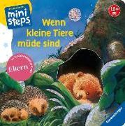 Cover-Bild zu Wenn kleine Tiere müde sind (Kleine Ausgabe) von Cuno, Sabine
