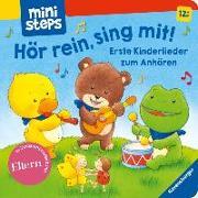 Cover-Bild zu Hör rein, sing mit! von Volksgut