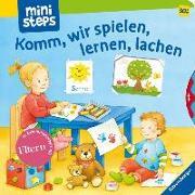 Cover-Bild zu Komm, wir spielen, lernen, lachen von Grimm, Sandra