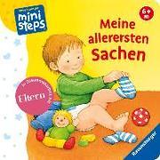 Cover-Bild zu Meine allerersten Sachen von Neubacher-Fesser, Monika