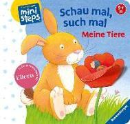 Cover-Bild zu Schau mal, such mal: Meine Tiere von Häfner, Carla