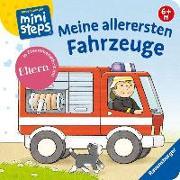 Cover-Bild zu Meine allerersten Fahrzeuge von Bliesener, Klaus