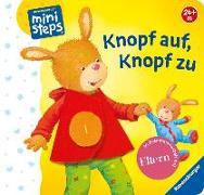 Cover-Bild zu Knopf auf, Knopf zu von Grimm, Sandra