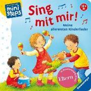 Cover-Bild zu Sing mit mir! Meine allerersten Kinderlieder von Volksgut