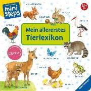 Cover-Bild zu Mein allererstes Tierlexikon von Weller, Ana (Illustr.)