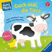 Cover-Bild zu Guck mal, die Tiere von Häfner, Carla