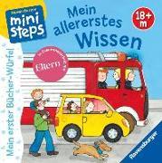 Cover-Bild zu Mein erster Bücher-Würfel: Mein allererstes Wissen (Bücher-Set) von Milk, Ina