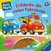 Cover-Bild zu Entdecke die vielen Fahrzeuge von Cuno-Poehlmann, Sabine