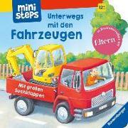 Cover-Bild zu Unterwegs mit den Fahrzeugen von Orso, Kathrin Lena