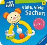 Cover-Bild zu Viele, viele Sachen von Neubacher-Fesser, Monika