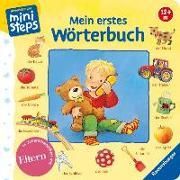Cover-Bild zu Mein erstes Wörterbuch von Senner, Katja