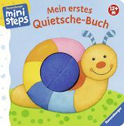 Cover-Bild zu Mein erstes Quietschebuch von Neubacher-Fesser, Monika