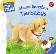 Cover-Bild zu Meine liebsten Tierbabys von Weller, Ana