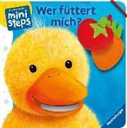 Cover-Bild zu Wer füttert mich? von Nahrgang, Frauke