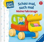 Cover-Bild zu Schau mal, such mal: Meine Fahrzeuge von Häfner, Carla