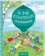 Cover-Bild zu Der große Geschichtenschatz zur Erstkommunion von Cuno, Sabine