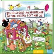Cover-Bild zu Bei Hildegard am Hühnerhof ist vor Ostern echt was los! von Cuno, Sabine
