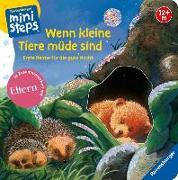 Cover-Bild zu Wenn kleine Tiere müde sind von Cuno, Sabine