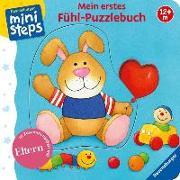 Cover-Bild zu Mein erstes Fühl-Puzzlebuch von Cuno, Sabine
