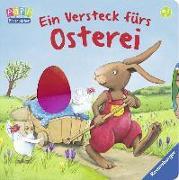 Cover-Bild zu Ein Versteck fürs Osterei von Cuno, Sabine