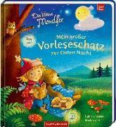 Cover-Bild zu Die kleine Mondfee: Mein großer Vorleseschatz zur Guten Nacht von Cuno, Sabine