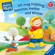 Cover-Bild zu Ich mag Frühling, Sommer, Herbst und Winter von Cuno, Sabine