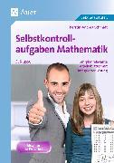 Cover-Bild zu Selbstkontrollaufgaben Mathematik Klasse 5 von Schmidt, Kerstin-Andrea