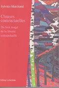 Cover-Bild zu Clauses contractuelles