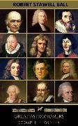 Cover-Bild zu Great Astronomers: Complete Collection (Golden Deer Classics) (eBook) von Galilei, Galileo