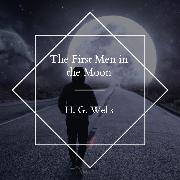 Cover-Bild zu The First Men in the Moon (Audio Download) von Wells, H.G.