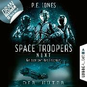 Cover-Bild zu Der Hüter - Space Troopers Next, Folge 4 (Ungekürzt) (Audio Download) von Jones, P. E.