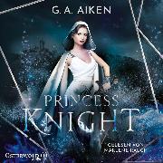 Cover-Bild zu Princess Knight (Blacksmith Queen 2) (Audio Download) von Aiken, G. A.