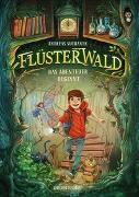 Cover-Bild zu Flüsterwald - Das Abenteuer beginnt
