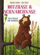 Cover-Bild zu Gough, Julian: Rotzhase & Schnarchnase - Der Tyrann von nebenan - Band 2