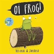 Cover-Bild zu Gray, Kes: Oi Frog!
