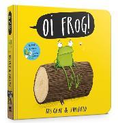 Cover-Bild zu Gray, Kes: Oi Frog! Board Book