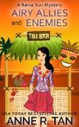 Cover-Bild zu Airy Allies and Enemies (A Raina Sun Mystery, #11) (eBook)