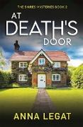 Cover-Bild zu At Death's Door: The Shires Mysteries 2 (eBook)