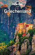 Cover-Bild zu Lonely Planet Reiseführer Griechenland von Miller, Korina