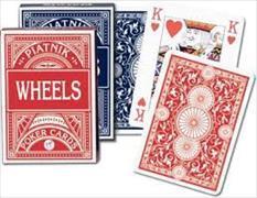Cover-Bild zu Wheels. Poker Cards