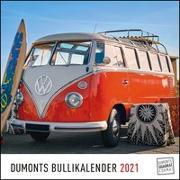 Cover-Bild zu DUMONTS Bulli-Kalender 2021 - VW-Bus, Oldtimer, Retro - 24 x 24 cm im Quadratformat von DUMONT Kalenderverlag (Hrsg.)