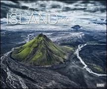 Cover-Bild zu Faszination Island - Fotografie von Max Galli - Reisekalender 58,4 x 48,5 cm - Spiralbindung von Galli, Max (Fotograf)