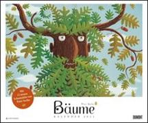 Cover-Bild zu Bäume 2021 - Von Piotr Socha - DUMONT Kinder-Kalender - Querformat 58,4 x 48,5 cm - Spiralbindung von DUMONT Kalenderverlag (Hrsg.)