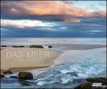Cover-Bild zu Das Meer 2021 - Natur-Fotografie - Wandkalender 58,4 x 48,5 cm - Spiralbindung von Dumont Kalenderverlag (Hrsg.)
