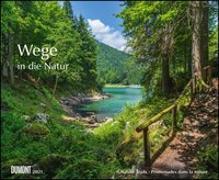 Cover-Bild zu Wege in die Natur 2021 - Wandkalender 52 x 42,5 cm - Spiralbindung von Dumont Kalenderverlag (Hrsg.)