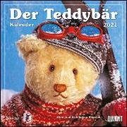 Cover-Bild zu Der Teddybär 2021 - Broschürenkalender - Wandkalender - Format 30 x 30 cm von DUMONT Kalenderverlag (Hrsg.)